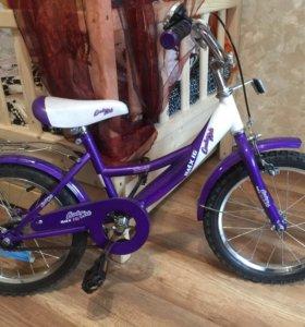 Велосипед leader kids bmx16