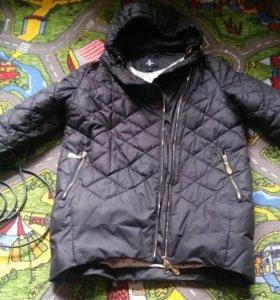 Куртка 48 деми
