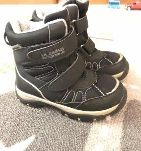 Зимние ботинки Alaska original