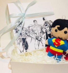 Брелок-Супермен