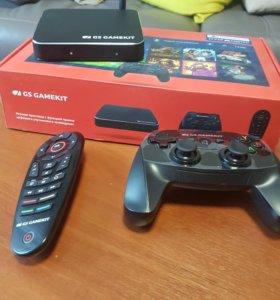 Приставка Триколор GameKit GS AC790