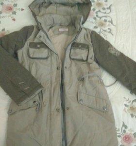 Куртка на девочку, р. 158