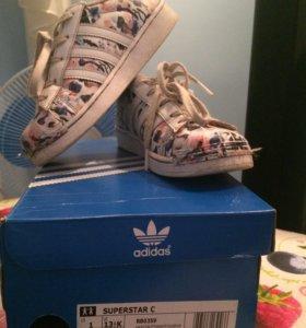 Кроссовки adidas б/у