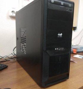Системный блок I3-2100/4/250/int/dvd-rw