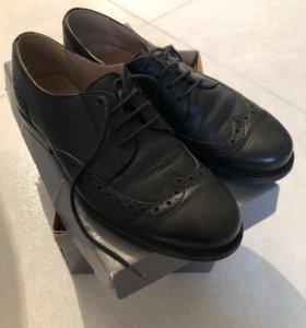 Ботинки на мальчика Гулливер