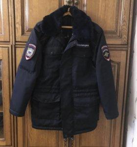 Куртка зимняя для полиции (бушлат)