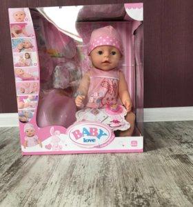 Новая кукла Беби бон, аналог