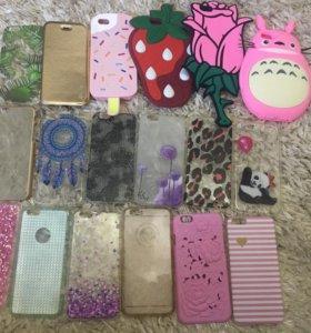 Чехлы на iphone 6/6s Распродажа