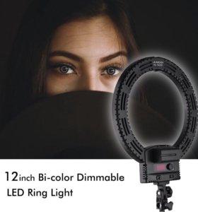Кольцевая лампа визажиста стилиста