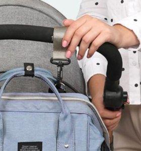 Сумка рюкзак для мамы новая