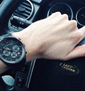 Часы Emporio Armani Носи часы с мужским характером