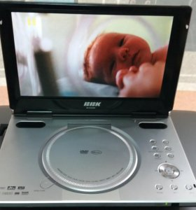 Портативный DVD-плеер BBK DL3103SI