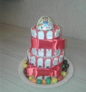 Тортики не дорого