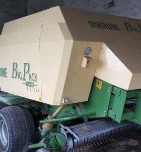Пресс-подборщик Krone Big Pack 120-80