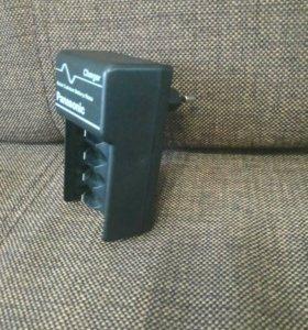 Зарядка для аккумуляторов батареек