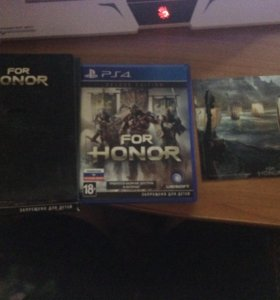 FOR HONOR DELUXE EDITION PS 4