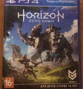 Horizon ps 4 обмен