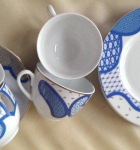 Чайный набор ИФЗ