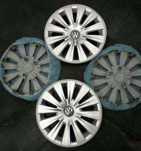 Комплект оригинальных колпаков R15