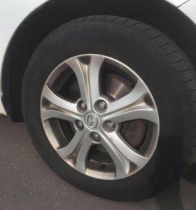Зимние шины Pirelli R15