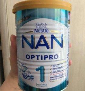 Детское питание NAN 1