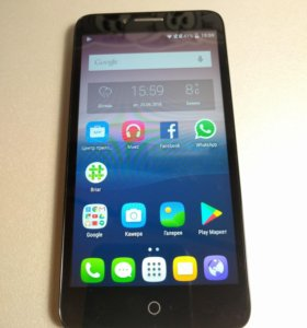 новый Alcatel OneTouch Pop 3 5.5 (5054D), 2 sim,4G