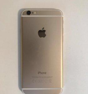 Продам IPhone 6 Gold 16 Gb