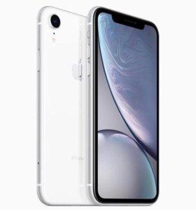 Новый айфон Xr «Белый» 64 ГБ