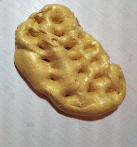 """Слайм """"золото"""""""