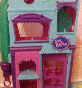 Домик littlest PetShop