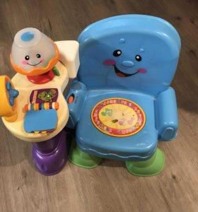 Музыкальный стульчик