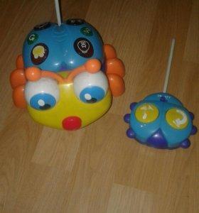 Детская игрушка на радиоуправлении