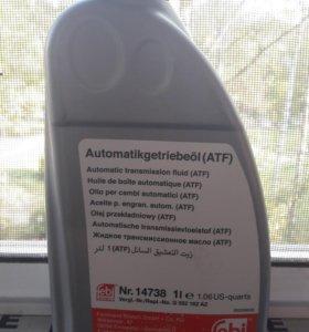 Масло трансмиссионное ATF FEBI 1л