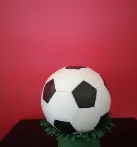 Мяч-светильник.