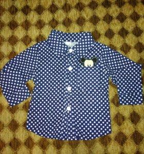 Рубашка МиКи