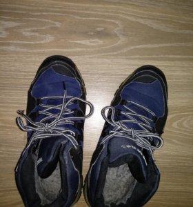 Зимние кроссовки р.41 в дар