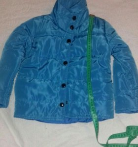 Курточка новая на мальчика 😁 на возраст 3-5лет