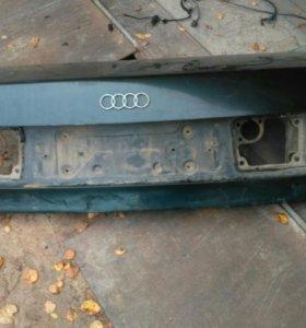 Крышка багажника ауди 80 б4