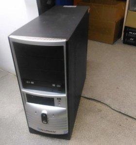 БУ Системный блок, 775 Socket, Intel E5300 2.60GHz
