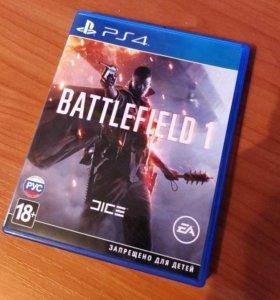 Игра PS4 Battlefield 1