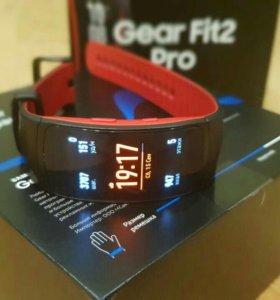 Фитнес браслет Samsung Gear Fit2 pro