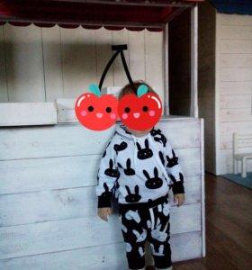 Комплект костюм р74