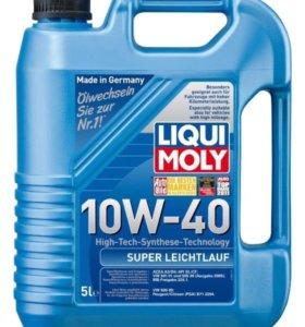 Масло моторное Liqui Moly 10w40