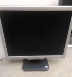 """БУ Монитор ЖК 17"""" уцененный, Acer AL1716"""