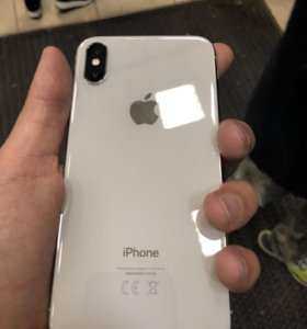 iPhone X 64gb РСТ
