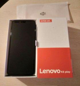 Новый Lenovo K5 Play 3x32