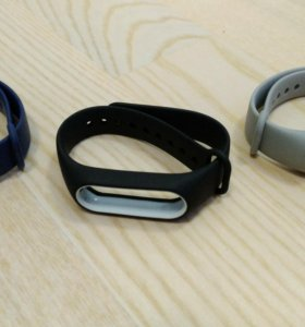 Ремешки для Xiaomi mi band 1 и 2