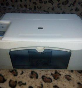 Принтер hp Deskjet F380