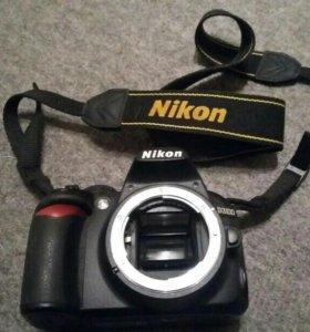 Фотоаппарат Nikon d3100 body