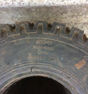 Шины для погрузчика 600-9 (152-229) БДС 0854-74